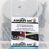 Jeu de fixation Aquaplan 4,8x60 mm 25 pièces