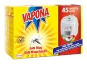 Vapona anti-moustique electrique booster