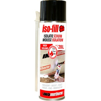 Iso-fill Iko Enertherm mousse expansive 500 ml