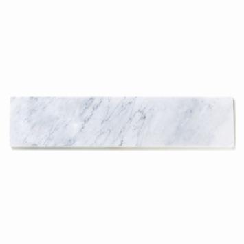 Appui de fenêtre Europe Blanc 126x20 cm