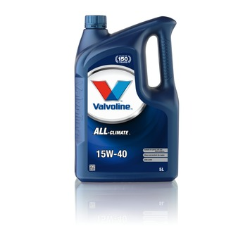 Huile moteur Valvoline All climate 15W40 5 L
