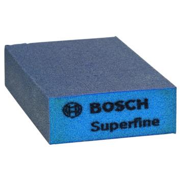 Bosch schuurblok super fijn 68x97x27 mm