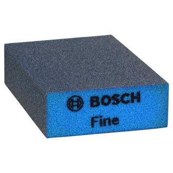 Bosch schuurblok fijn 68x97x27 mm