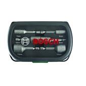 Bosch dopsleutelset 6-delig