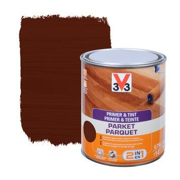 V33 primer & tint parket midden eik 0,75 L