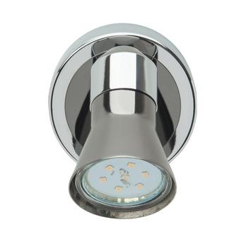 Applique Jupp LED GU10 3W Brilliant chrome/noir