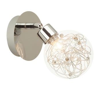 Brilliant wandspot Joya exclusief lamp G9 33W chroom