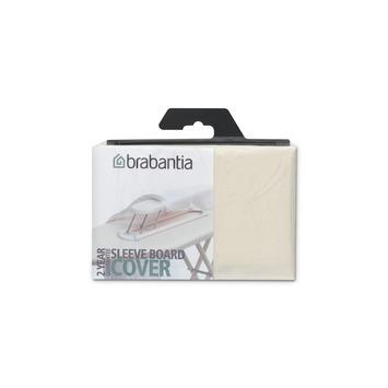 Brabantia Strijken mouwplankovertrek 60x10 cm wit