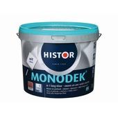 Histor monodek muur- en plafondverf 10 L wit