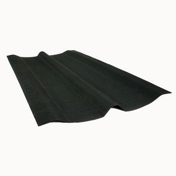 Aquaplan Topline 100x42 cm nok zwart