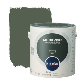 Histor Perfect Finish peinture murale élargissement mat 2,5 litres