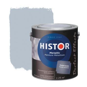 Histor Perfect Effects peinture murale flexible metallic 2,5 litres