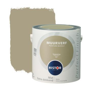 Histor Perfect Finish peinture murale application mat 2,5 litres
