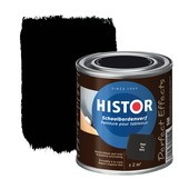Histor Perfect Effect schoolbordverf zwart mat 250 ml