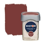 Histor Perfect Finish lak zijdeglans baskisch rood 750 ml