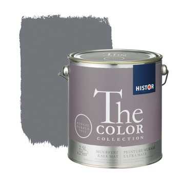 Histor The Color Collection muurverf pencil purple 2,5 liter