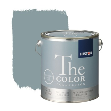 Histor The Color Collection peinture murale ultra mate  inflatable blue 2,5 litres