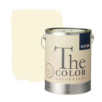 Histor The Color Collection peinture murale ultra mate angel white 5 litres