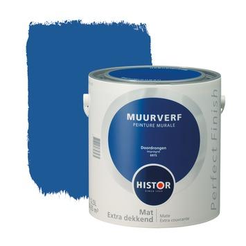 Histor Perfect Finish peinture murale  imprégné mat 2,5 litres