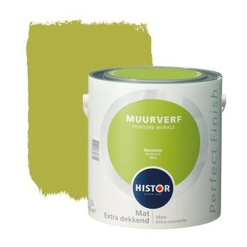 Histor Perfect Finish peinture murale marjolaine mat 2,5 litres