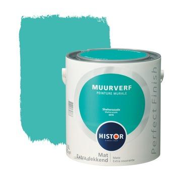 Histor Perfect Finish muurverf sheherazade mat 2,5 liter