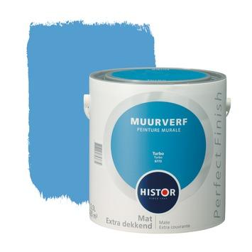 Histor Perfect Finish peinture murale turbo mat 2,5 litres
