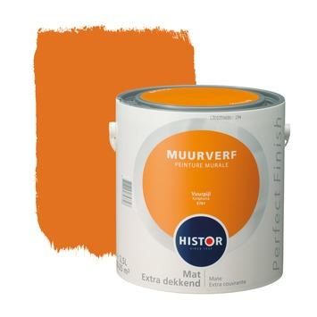 Histor Perfect Finish peinture murale fusée mat 2,5 litres