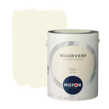 Histor Perfect Finish peinture murale coton mat 5 litres