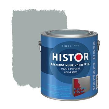 Primer couvrant Histor Perfect base 2,5 L gris