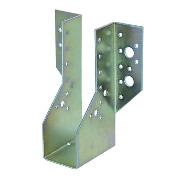 Support poutre solide GAMMA 63x175 mm zingué