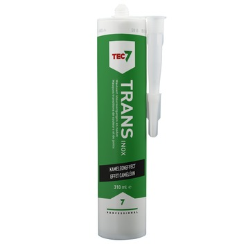 Mastic d'étanchéité Tec 7 trans inox 310 ml