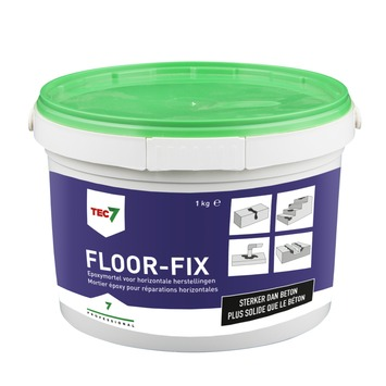 Tec7 Floor-fix epoxymortel 1 kg