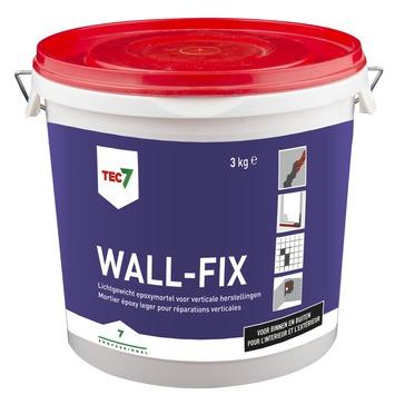 Wall-Fix Tec7 mortier époxy leger 3 kg