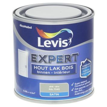 Levis Expert binnen lak zijdeglans zink 250 ml