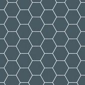 Graham & Brown Easy vliesbehang blauwe kleurlijn honingraat blauw 101671 10 m x 52 cm