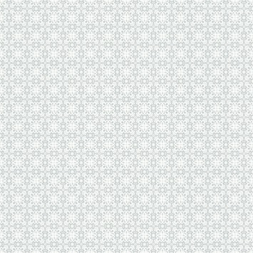 Papier peint intissé GAMMA sauge motif gris 10 m x 52 cm