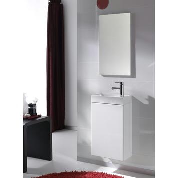 Meuble lave-mains Edin 40 cm blanc