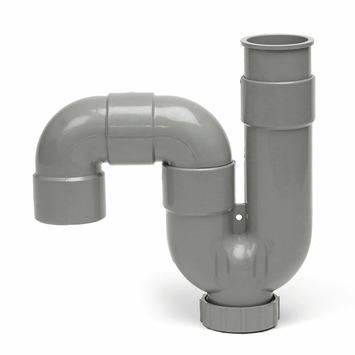 Siphon universel Martens PVC 40 mm