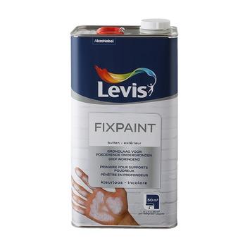 Levis primer Fixpaint  muur en plafond mat kleurloos 5 L