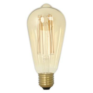 Calex LED filament ST64 E27 4 W 320 Lm goud