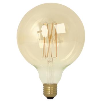 Calex LED filament globe 12,5 cm E27 4 W 320 Lm dimbaar goud