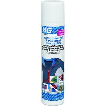 HG spray water-, olie-, vet- en vuildicht voor textiel 300 ml