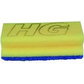 Éponge sanitaire HG jaune