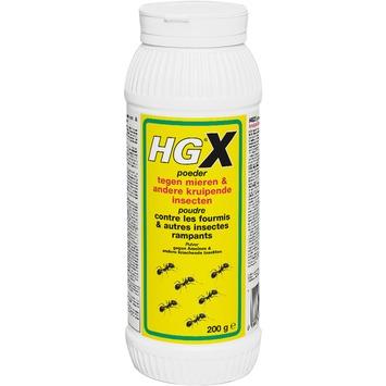 HG poeder tegen mieren en andere kruipende insecten 200 g