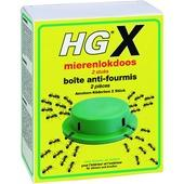 HG mierenlokdoos 2 st
