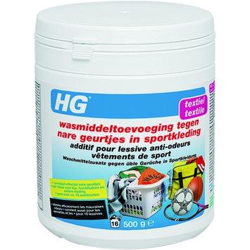 HG wasmiddeltoevoeging geurverwijderaar sportkleding 500 g