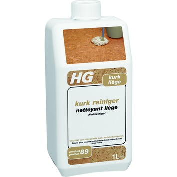 Nettoyant pour liège HG n°89 1 L