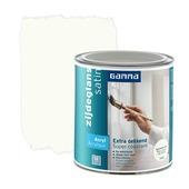 GAMMA Extra Dekkend acryllak zijdeglans gebroken wit 750 ml