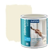 GAMMA Extra Dekkend acryllak zijdeglans zandbeige 750 ml