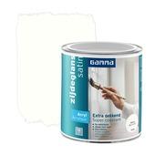 GAMMA lak extra dekkend zijdeglans wittig 750 ml